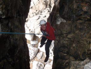 climbing Mewslade