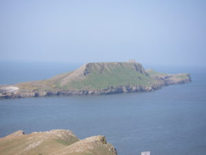 Worms Head Gower Coastal Walking 1