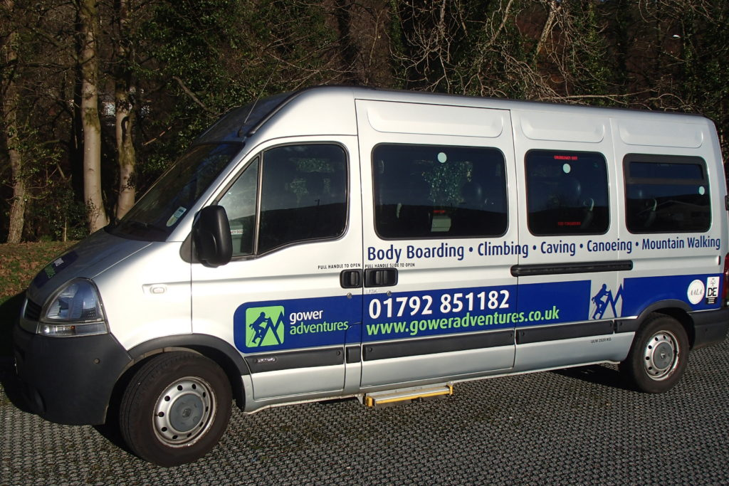 Christmas party minibus hire