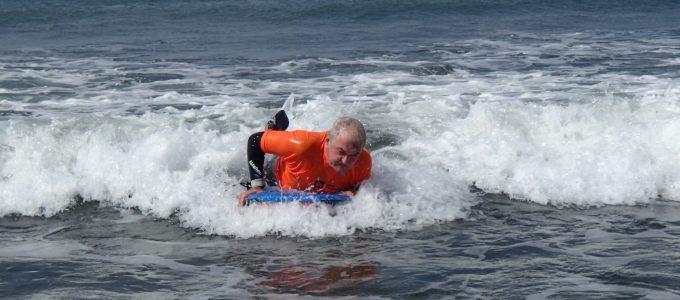 surfing llangenith