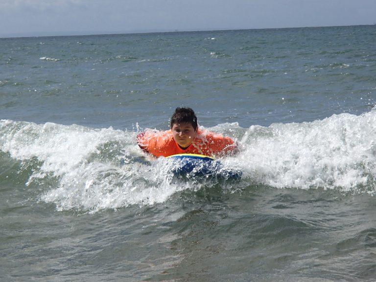 surfing swansea