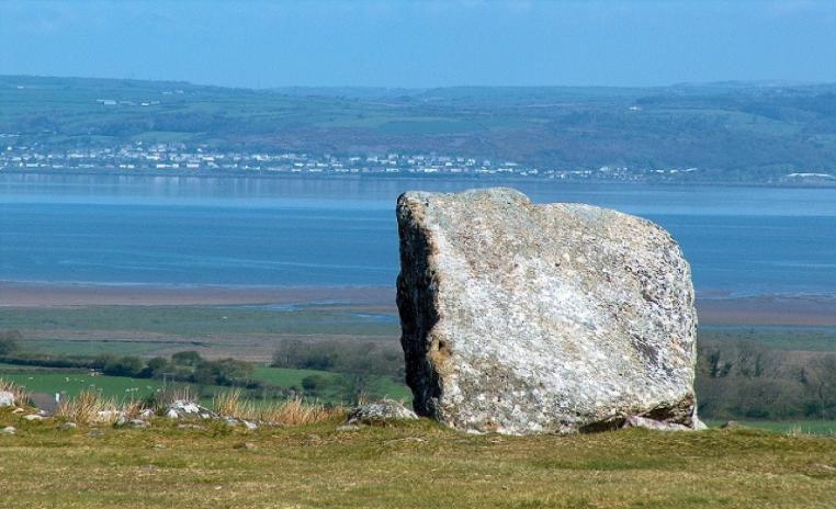 Arthur's stone, Gower
